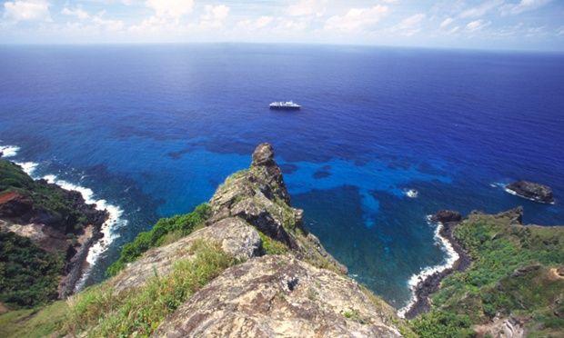 Pitcairn Island