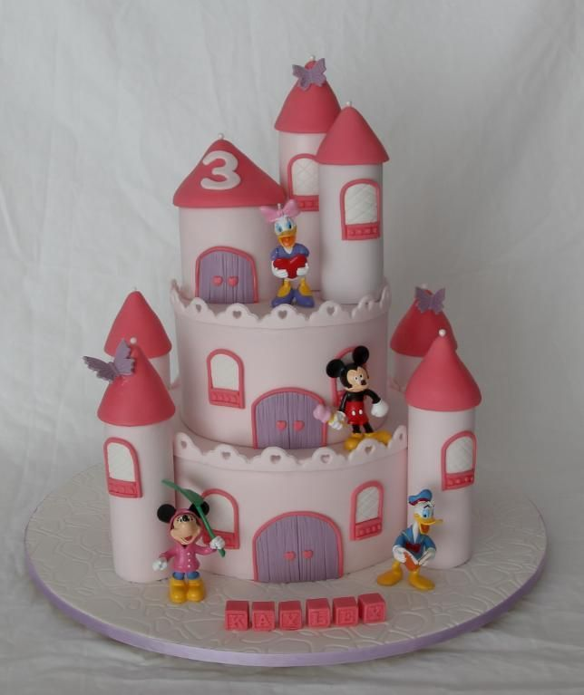 Cake Decorating Classes Knoxfield : 17 Best ideas about Disney Castle Cake on Pinterest ...