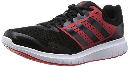 adidas Herren Duramo 7 M Laufschuhe, Negro / Rojo (Negbas / Negbas / Rojint), 41 1/3 EU - http://on-line-kaufen.de/adidas/41-1-3-eu-adidas-duramo-7-herren-laufschuhe-3