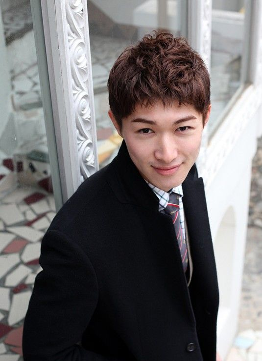 Awesome 1000 Images About Korean Guys Hairstyles Asian Guys Haircuts On Short Hairstyles For Black Women Fulllsitofus