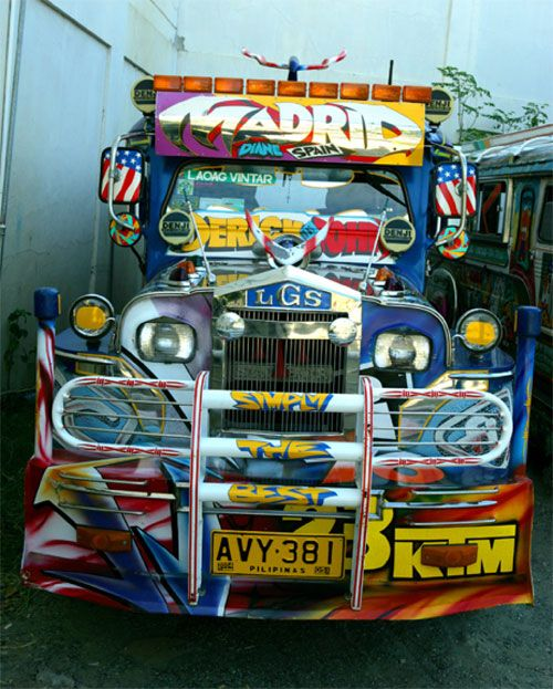 1000 Images About Cool Rides On Pinterest: 1000+ Images About Cool Jeepneys On Pinterest