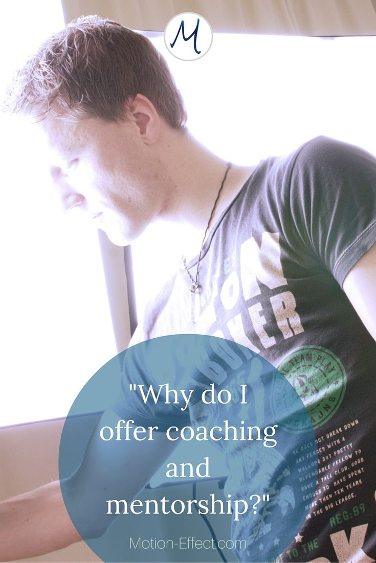 Are you struggling with finding your passion and purpose? For years, my primary profession and income have accumulated from helping small companies and new entrepreneurs building websites and e-commerce stores with WordPress and Shopify. Until I discovered last year what I very often was REALLY doing! - #coaching #mentor…