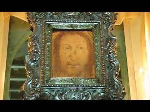 Chusta z Manoppello - Materialne dowody na istnienie Boga!