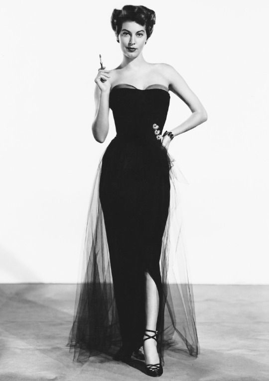 Ava Gardner in East Side, West Side, 1949