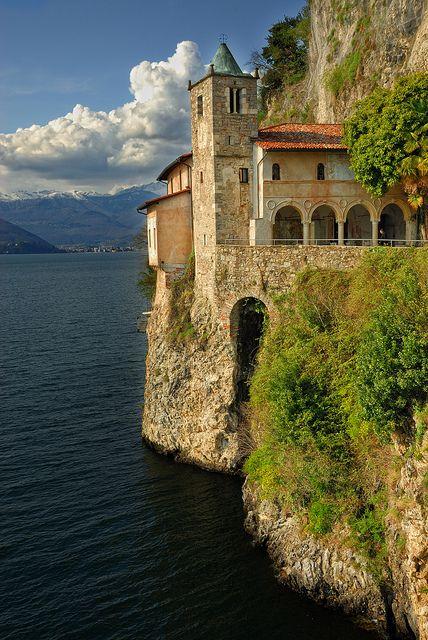 Seaside, Lombardy, Italy