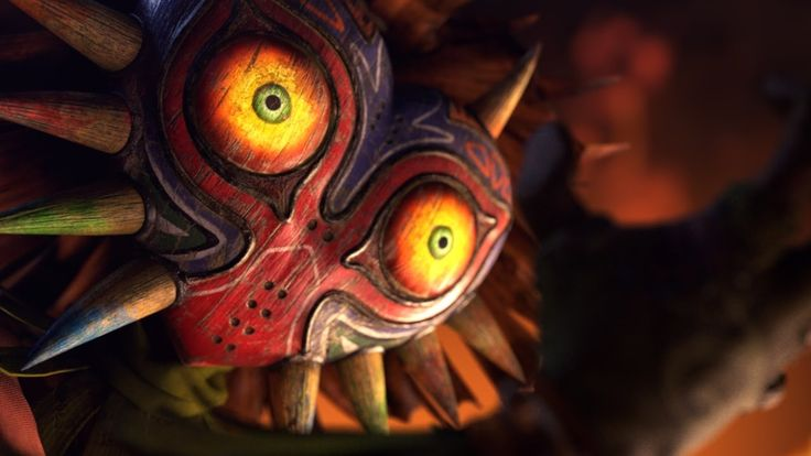 Terrible Fate, An Incredible Animated Fan Film Based on The Legend of Zelda: Majora's Mask Video Game