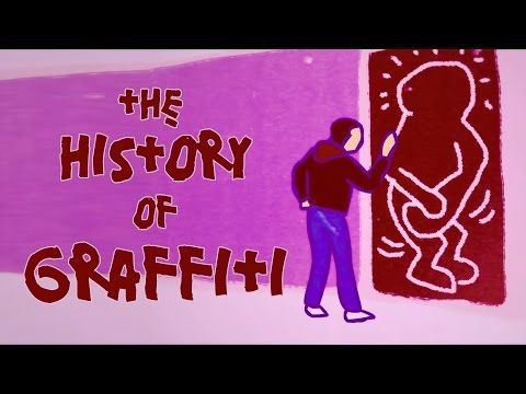"New TED-Ed Video & Lesson: ""A brief history of graffiti"" 