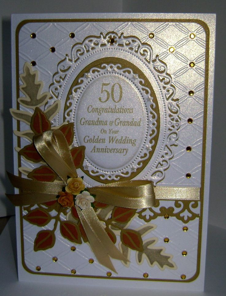 Slightly different 50th Golden Anniversary
