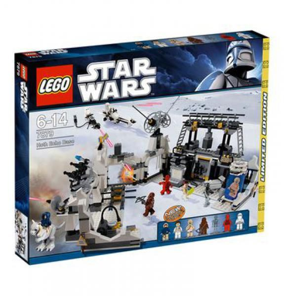 lego star wars sets | LEGO Star Wars Hoth Echo Base Set 7879 bei Galeria Kaufhof für 99,99 ...