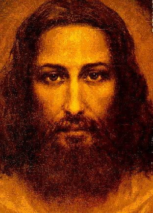 """Yeshua. (I love that someone put """"Yeshua"""" His real Hebrew name and not the Anglicized """"Jesus"""". Not that """"Jesus"""" is bad.)"""