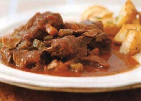 Cervo Al Forno. Preparazione della ricetta a base di Cervo Al Forno per 4 persone