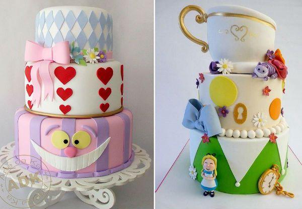 Reunimos opções de convites, decorações, bolos, doces e lembrancinhas para uma linda festa Alice no Pais das Maravilhas! Confira!