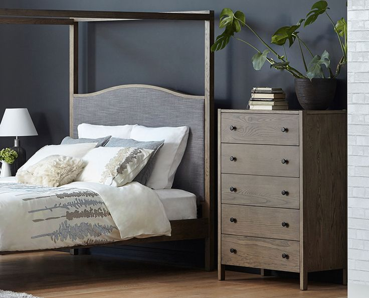 Scandinavian Designs   The Stylish Petra High Chest Offers Much Desired  Height In A Bedroom