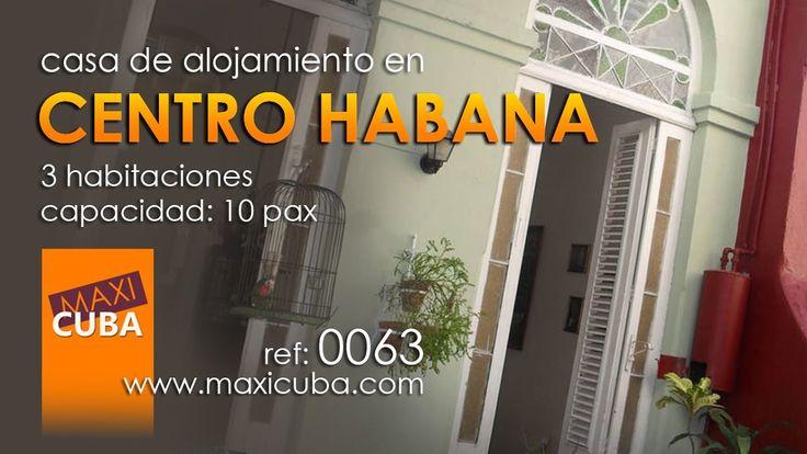Centro Habana. A poca distancia de cualquier parte