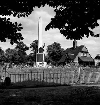 The Memorial Martins Hill 1957 Bromley Kent England