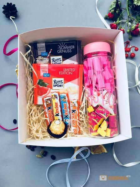 Подарочный набор 'Сладкая Бутылочка' купить в Киеве и Украине