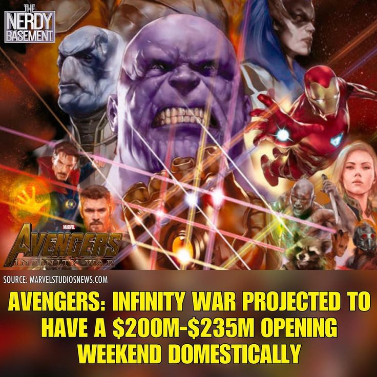 Will the success of Black Panther hurt or benefit the potential success of Avengers: Infinity War? - - - - - - - #thenerdybasement #enterthebasement #itstimeforyournerdynews #thenerdybasementpodcast #staynerdymyfriends #captainamerica #michaelbjordan #blackpanther #drake #theavengers #ECCC  #justiceleague #guardiansofthegalaxy #emeraldcitycomicon #killmonger #avengersinfinitywar #infinitywar #wizardworld #blackpanther #groot #erikkillmonger #comiccon #godsplan #ironman #infinitygauntlet…