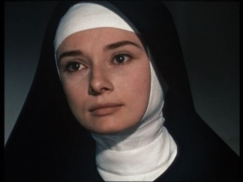 Audrey in The Nun's Story- I wanted to be her when I was a little girl: Audrey in The Nun's Story- I wanted to be her when I was a little girl