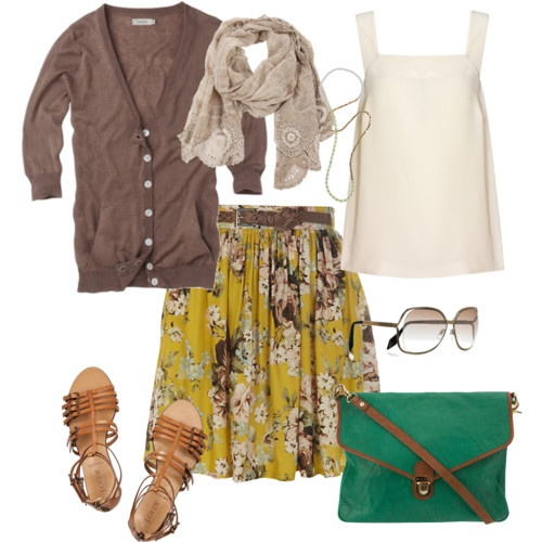 Cute outfit:)