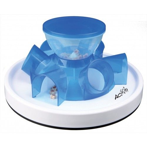 Jouet pour chat - Jouet Tunnel Feeder pour chats