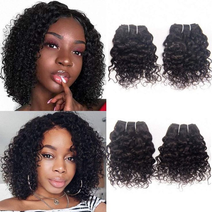 Brazilian curly human hair jerry curl in 2020 jerry curl