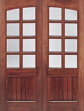 36 best exceptional entryways images on pinterest for 9 lite crossbuck exterior door