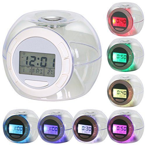 TRIXES Colour Changing Digital Alarm Clock with 7 Colour LED and 6 Nature and Countryside Sounds No description (Barcode EAN = 5055804921001). http://www.comparestoreprices.co.uk/december-2016-4/trixes-colour-changing-digital-alarm-clock-with-7-colour-led-and-6-nature-and-countryside-sounds.asp