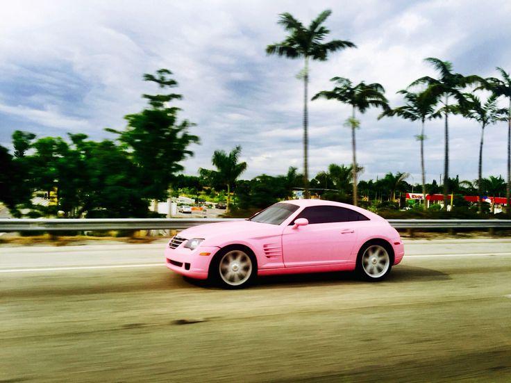 Pink Chrisler, miami