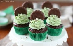 Ultimate Grasshopper Cookies - Your Cup of Cake
