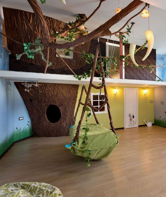 Kids Bedroom Tree House 47 best awesome kids tree house and forts images on pinterest