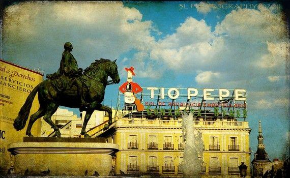 Spain Fine Art Photography PrintMadrid Art by 3LPhotography