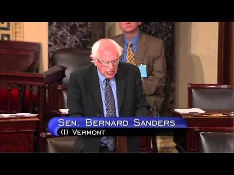 Bernie Sanders in 2012: 'the American people are angry'