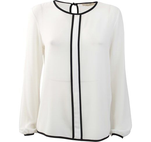 Blusa pista bordata Giorgia &Johns