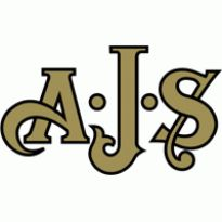 AJS Motorcycles Logo. Get this logo in Vector format from http://logovectors.net/ajs-motorcycles/