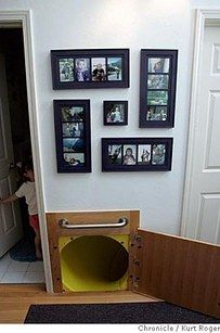 No yard space? No problem. | 31 Ways To Make Your House A Kid's Paradise