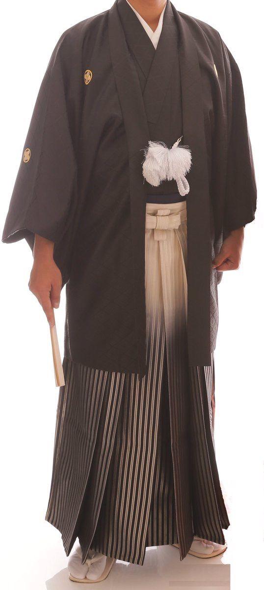 Male kimono hakama