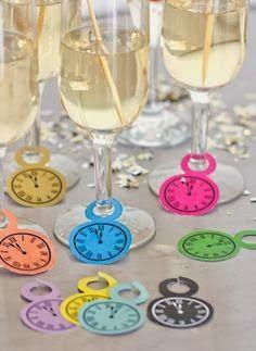 10 idéias para Decoração de Ano Novo - * Decoração e Invenção *