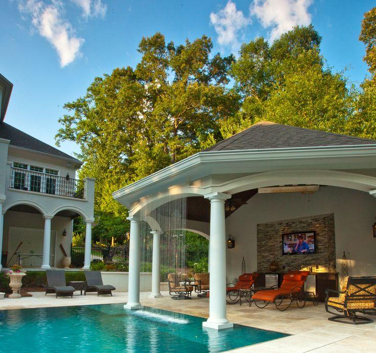 48 best shane leblanc images on pinterest infinity pools for Leblanc custom homes
