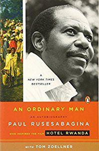 An Ordinary Man: An Autobiography book by Paul Rusesabagina
