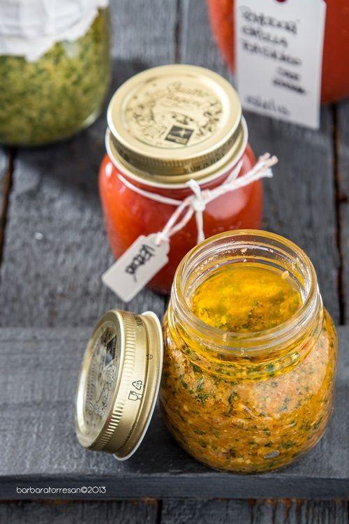 Ricetta passata di pomodoro: la passata fatta in casa