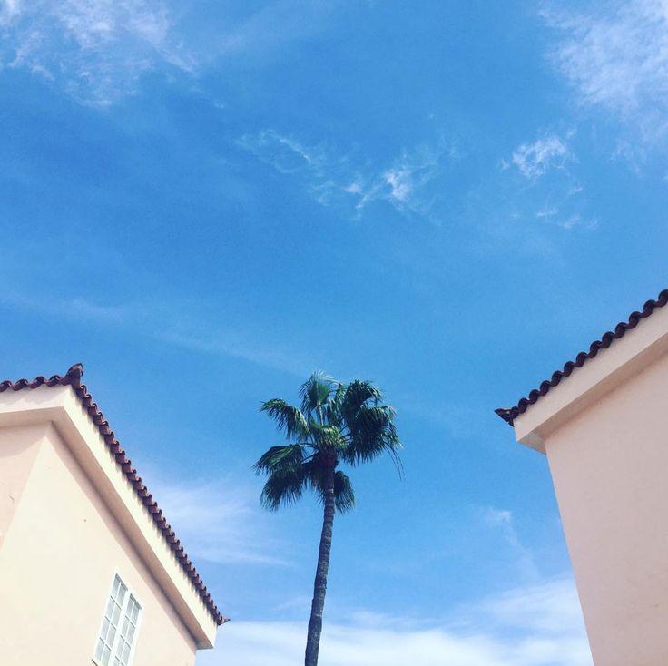 Greece Blue Sky Summertime