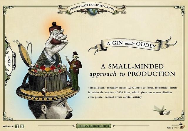 Hendrick's Gin 3