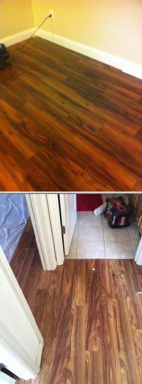 William Wilhelm's company commercial and house epoxy flooring services. They also install wood, vinyl plank, carpet, and laminate floors. Know how much their epoxy flooring costs.