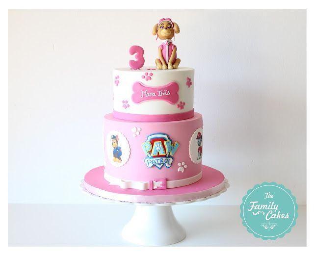 The Family Cakes: Patrulha Pata
