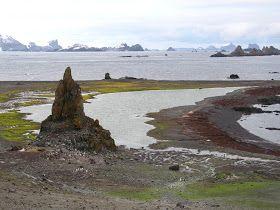 Derek's Travels: Antarctica - Aitcho Island and Deception Island (South Shetland)