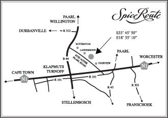 Spice Route Destination | Paarl, South Africa