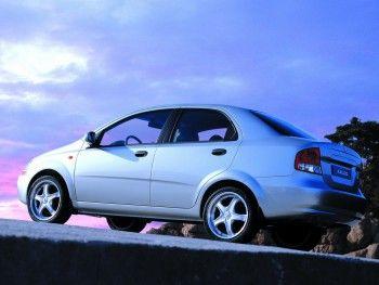 Daewoo Kalos Sedan Concept (T200) '03.2002