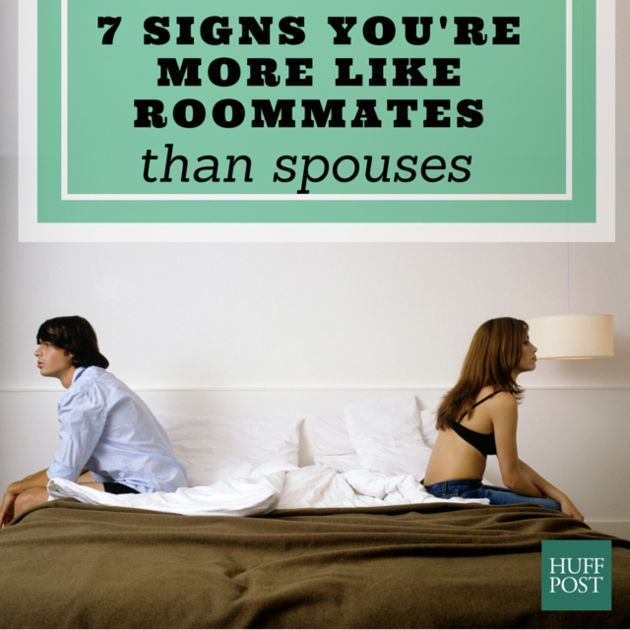 7 Signs You're On Your Way To A Sexless Marriage