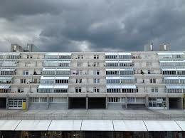 Patrick Hodgkinson - Brunswick Centre, London, 1972