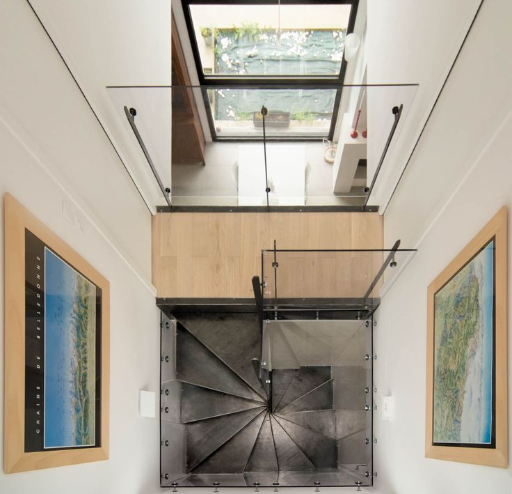 7 best Escalier BOX PLEXI images on Pinterest | Stairs, Ladder and ...